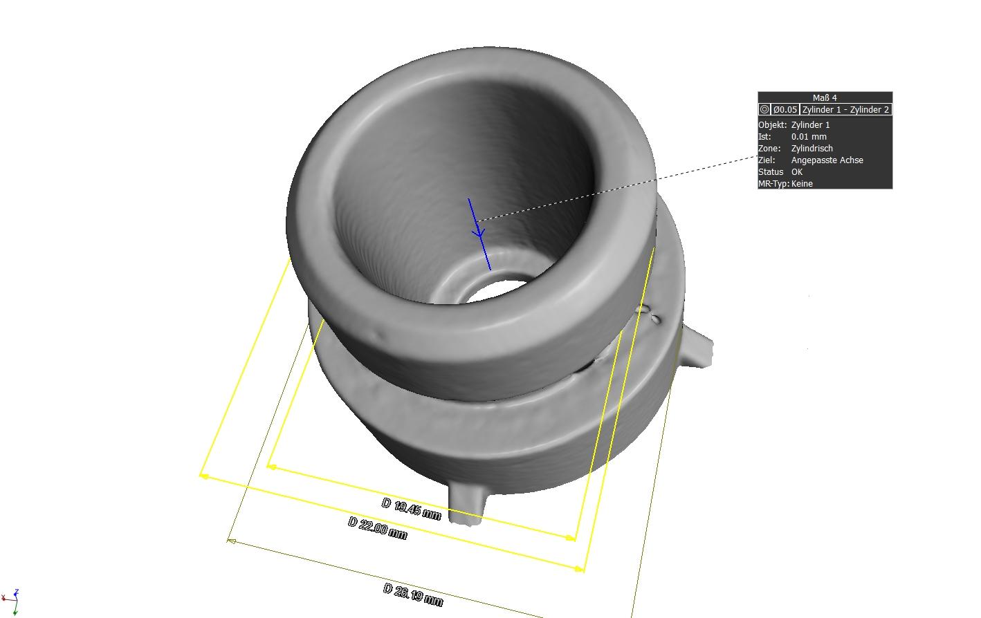 3D-Messung